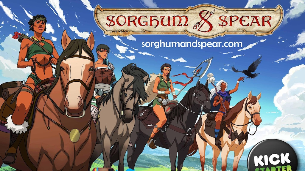 Sorghum & Spear - Book One project video thumbnail