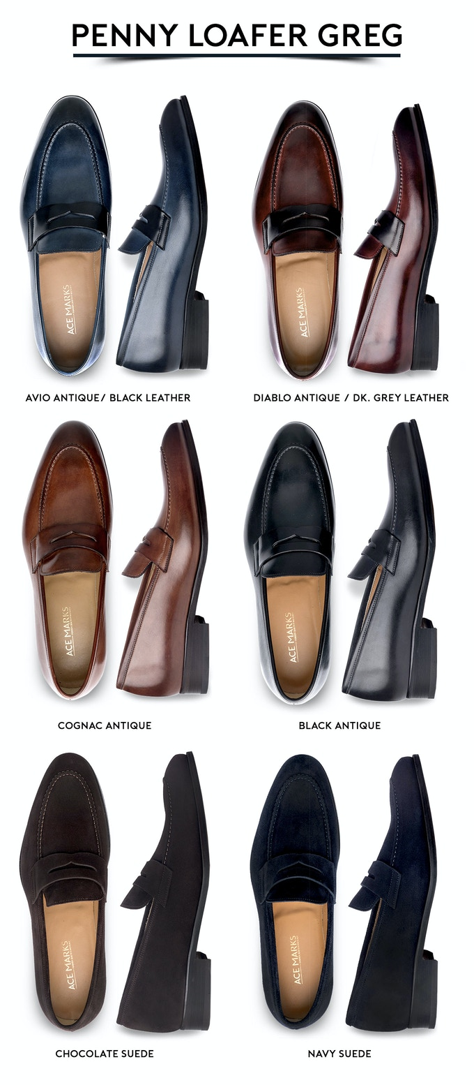 e503ceeaf23 Handcrafted Dress Shoes Reinvented for the Modern Gentleman by Ace ...