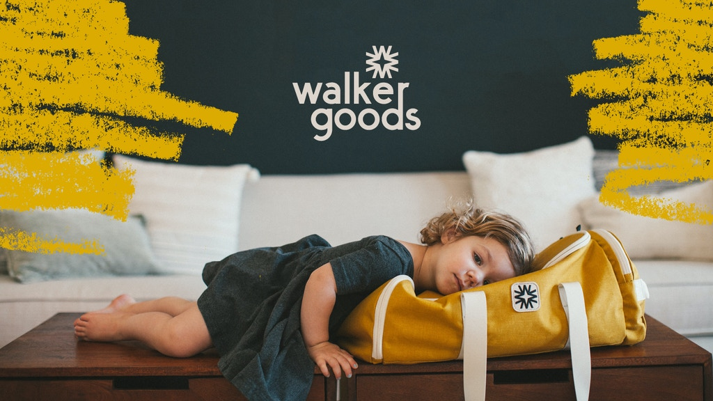 Walker Family Goods // States Duffel Bag project video thumbnail