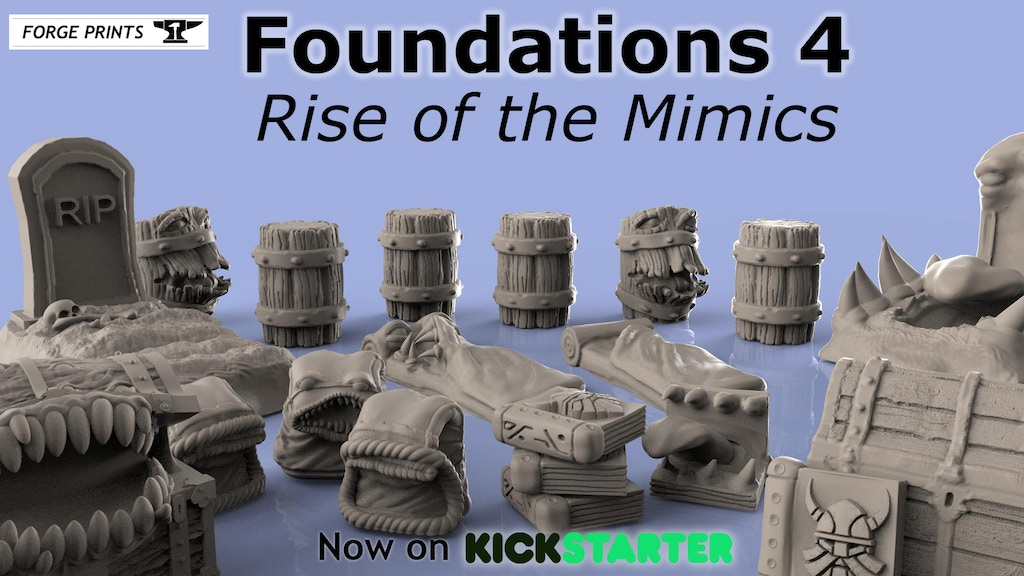 Foundations 4: Rise of the Mimics project video thumbnail
