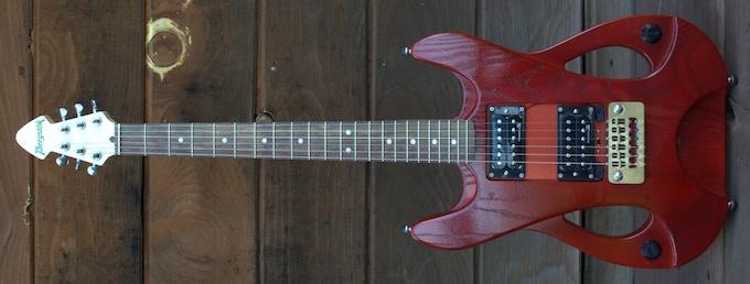AxeM Red Prototype