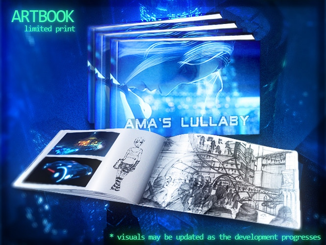 The Artbook (print strictly limited to 100 copies)