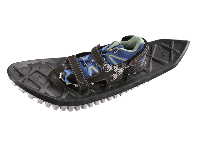 Eva All-Foam Snowshoes' Top Side