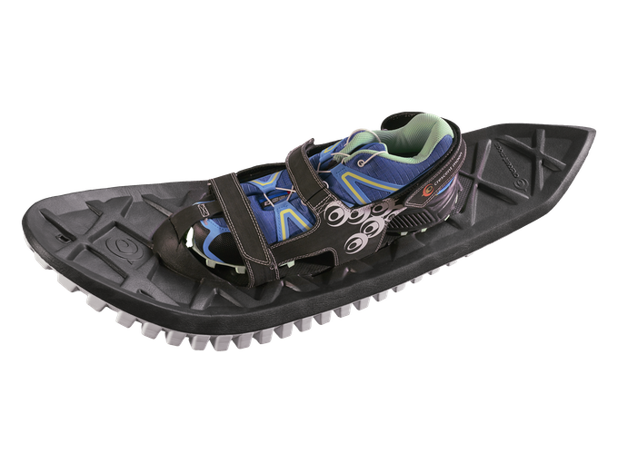 Eva All-Foam Snowshoes' Top Side