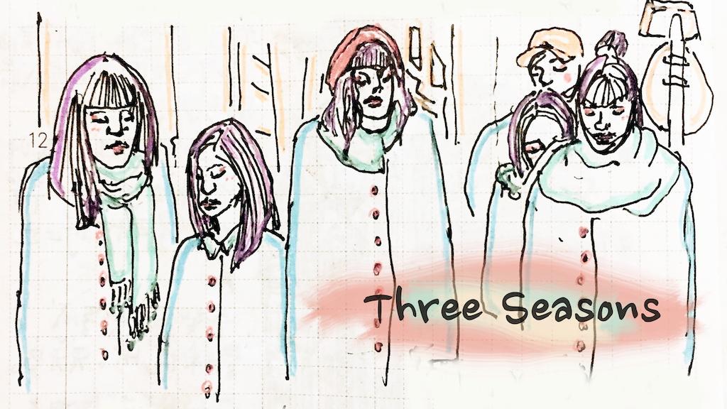Three Seasons -- A Short Fantasy Film project video thumbnail