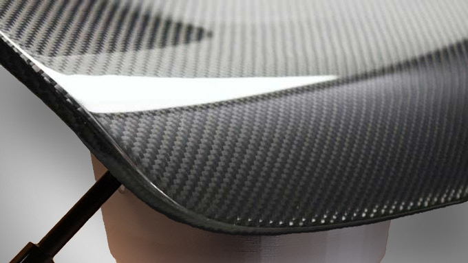 Limited Edition Carbon Fiber Seat. (same style just carbon fiber)