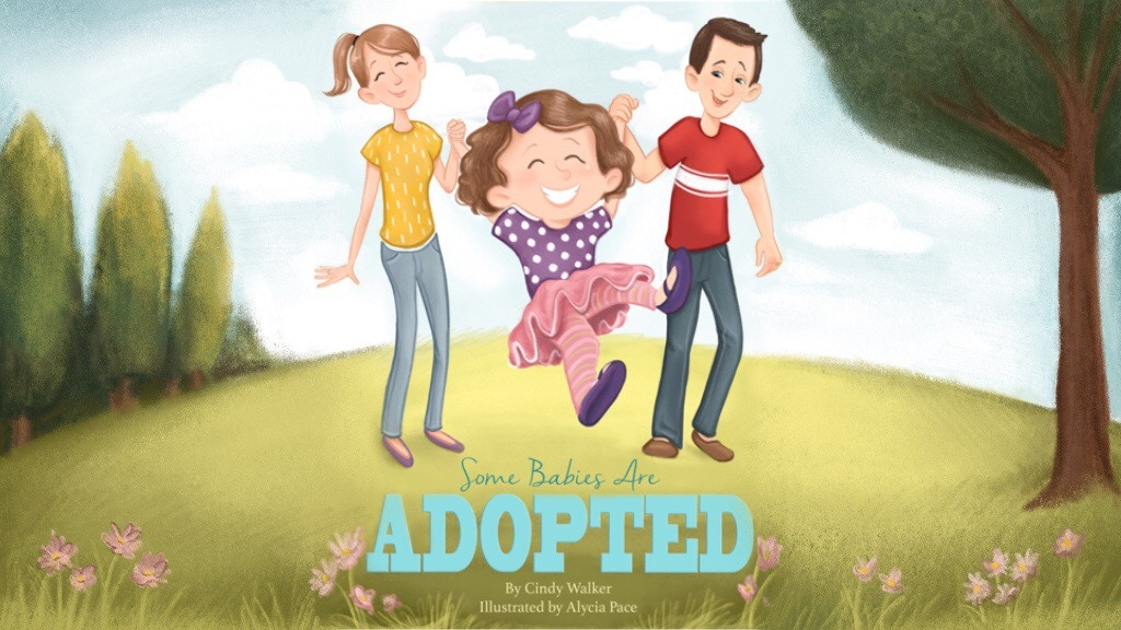 Some Babies Are Adopted - A Children's Book About Adoption project video thumbnail