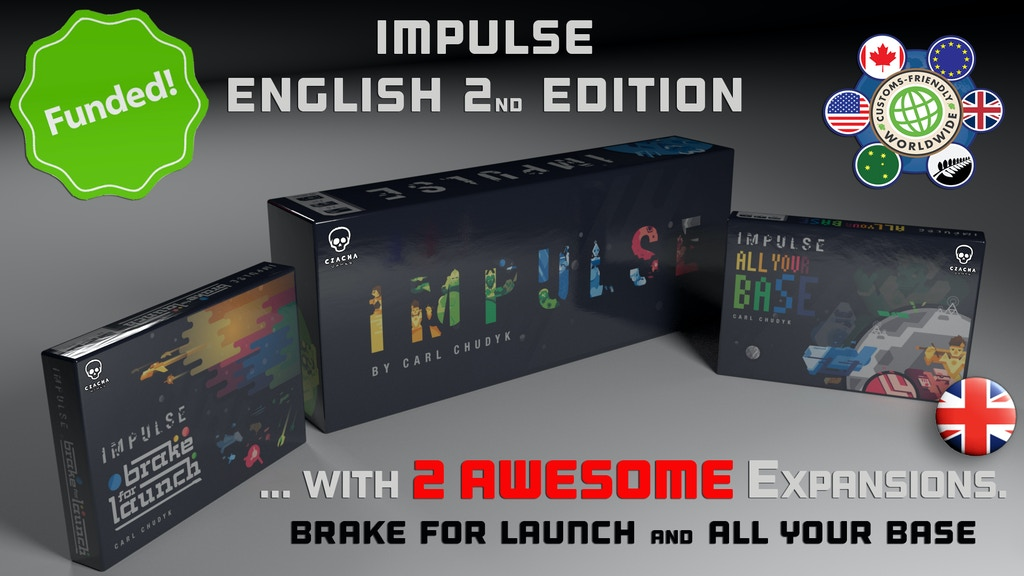 Impulse English 2nd Edition + 2 Expansions project video thumbnail