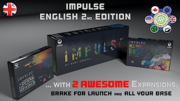 Impulse English 2nd Edition + 2 Expansions