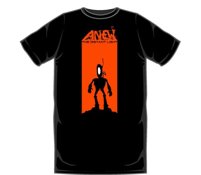 The official backer t-shirt!