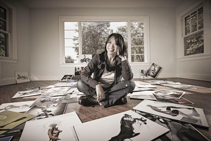 Illustrator Celia Calle