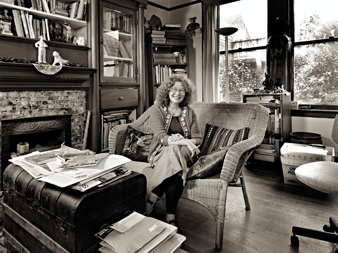 Writer and Artist Trina Robbins
