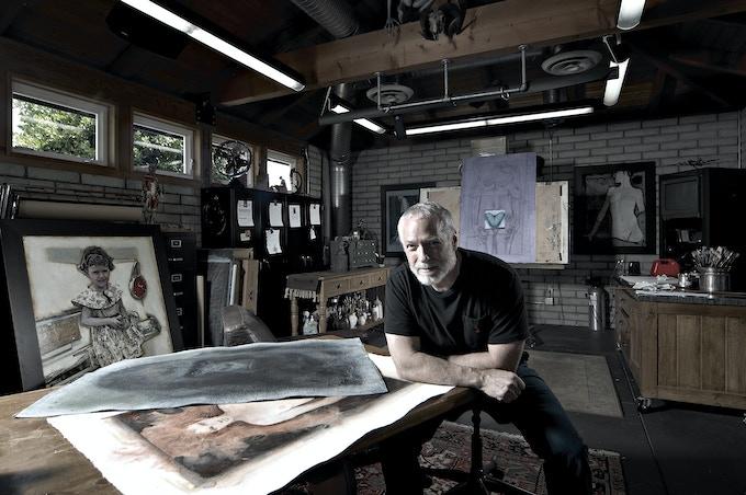 Illustrator Drew Struzan