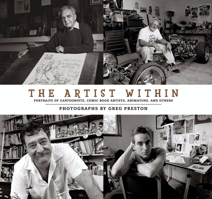The Artist Within Book 1, 2007