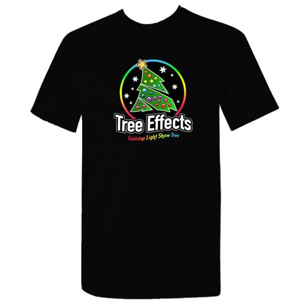 Tree Effects Tabletop Light Show Tree by Brad Boyink ...