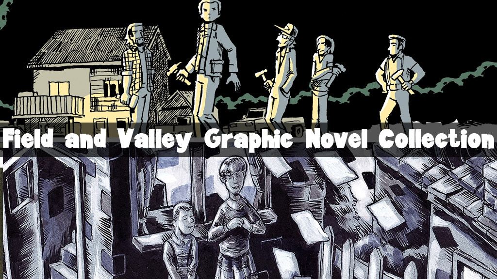 Field and Valley Graphic Novel Collection project video thumbnail