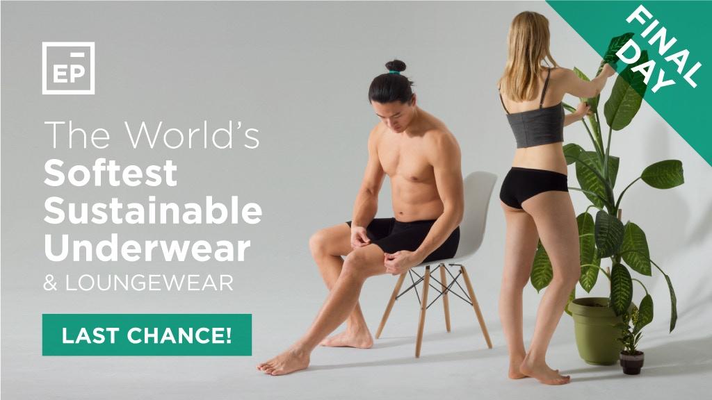 World's Softest Sustainable Underwear & Loungewear project video thumbnail