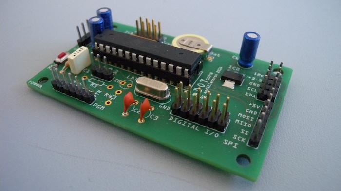 Edotcore a bit more than an arduino uno board by