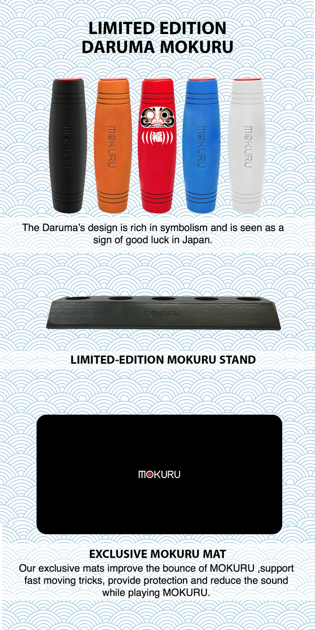 mokuru the amazing desk toy that you can take anywhere by mokuru don t forget to sp the word about our new limited edition options on facebook and twitter