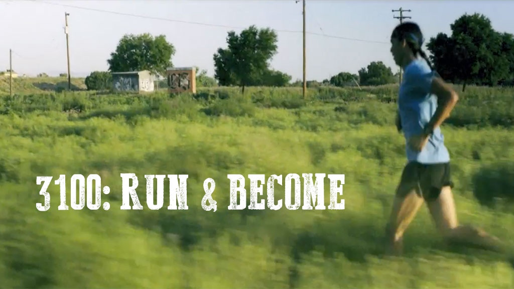 3100 Run and Become. A New Film on Running + Ultramarathons project video thumbnail