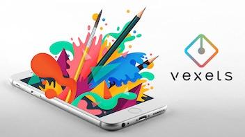 Vexels - Create Beautiful Designs with Zero skills