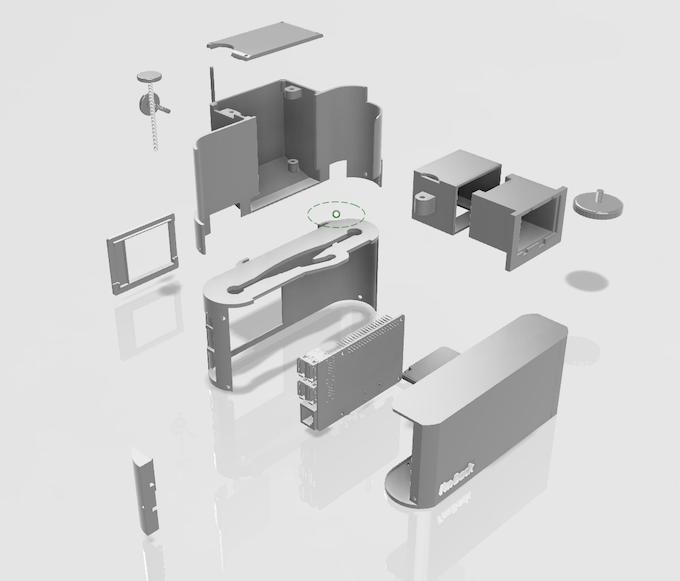 3D design parts - STL parts for printer