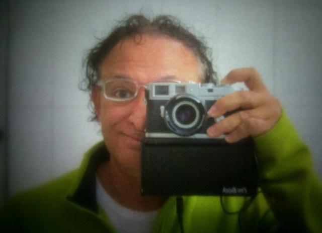 Leica M2  Elmar 50mm 2.8 + I'm Back™