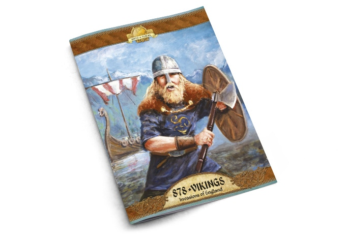 Click the Rulebook cover above to download the 878 Vikings Rules!