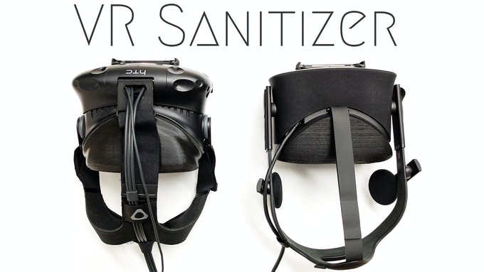 for HTC Vive and Oculus Rift