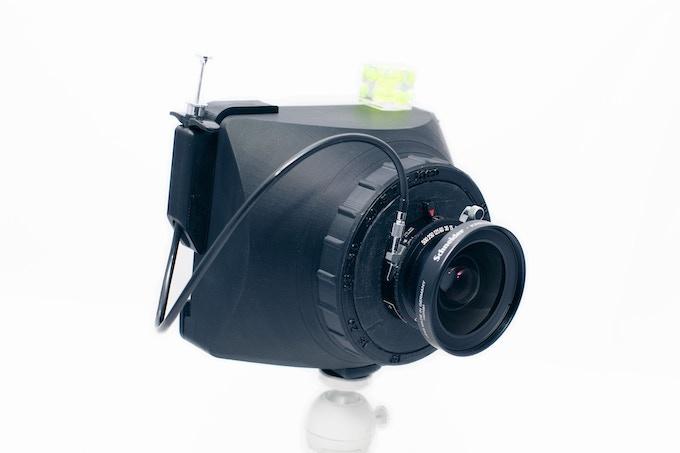 MALEFiC Camera with Schneider 90/8