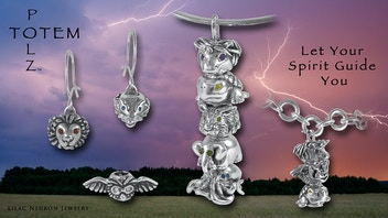 TOTEM POLZ Charm Jewelry ~ Let Your Spirit Guide You