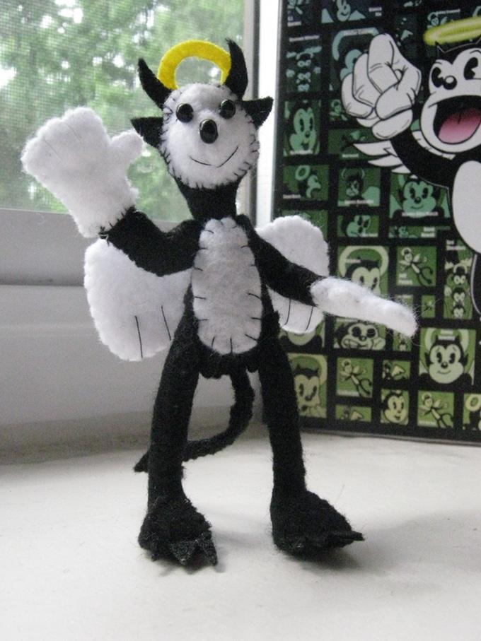 (STF1) Sparky Stuffie