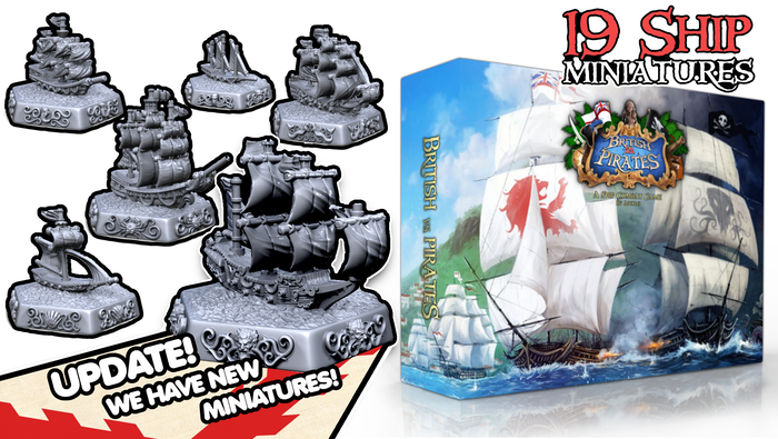 Looking for British vs Pirates Volume 2? Click the button right here!