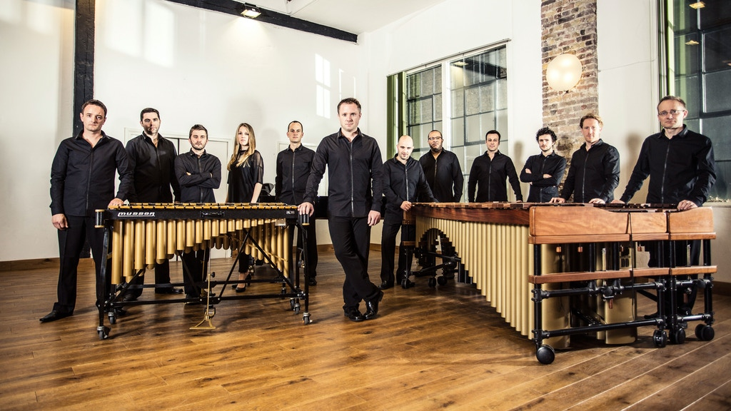 Colin Currie Group Record Steve Reich's Drumming project video thumbnail