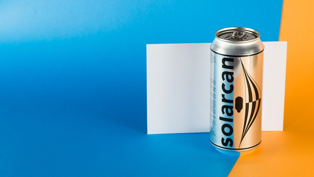 The Solarcan project video thumbnail