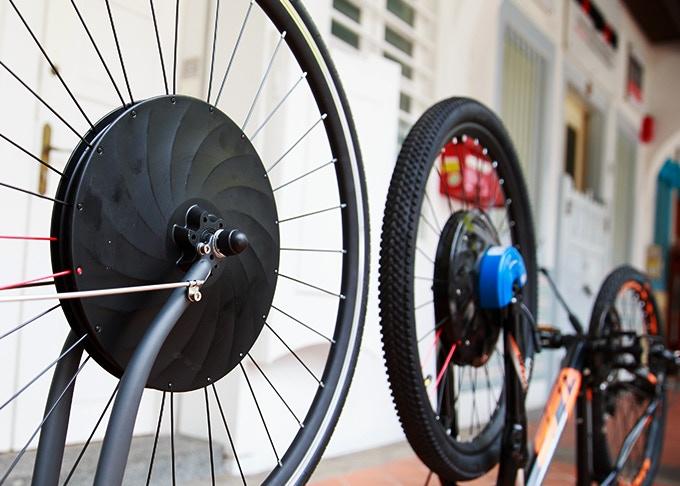 UrbanX works great on road bikes, mountain bikes, bmx bikes, beach cruisers, etc..
