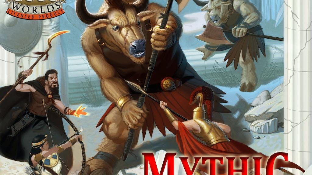 Project image for Mythic: Ennam & Saduri for Savage Worlds