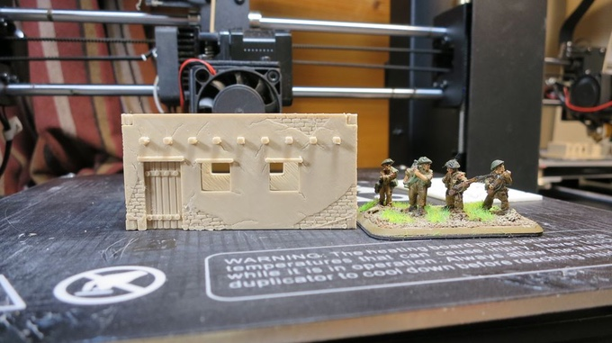 little house printed in 15mm