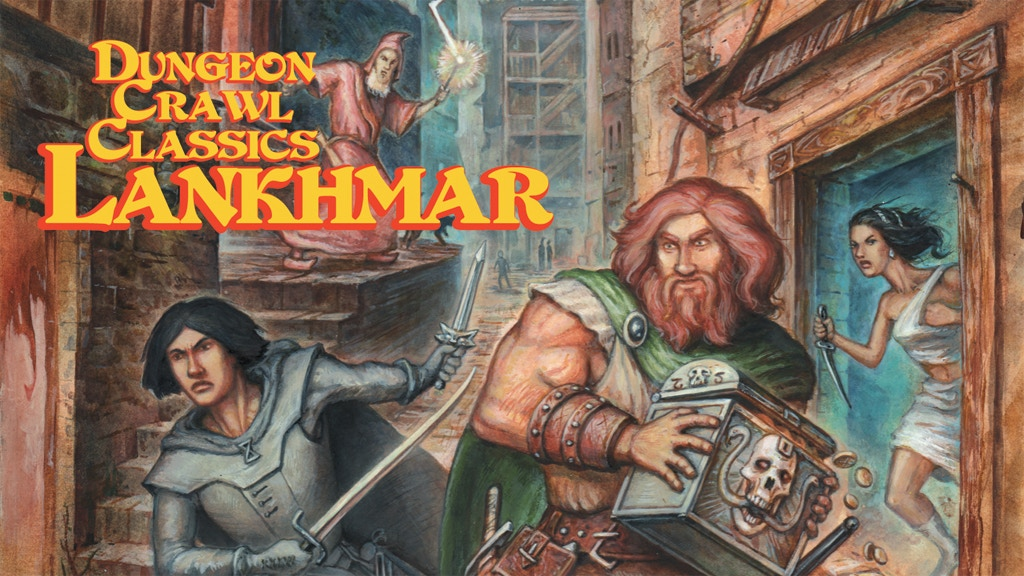 DCC Lankhmar project video thumbnail