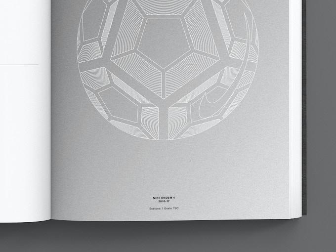 Premier League Footballs Detail