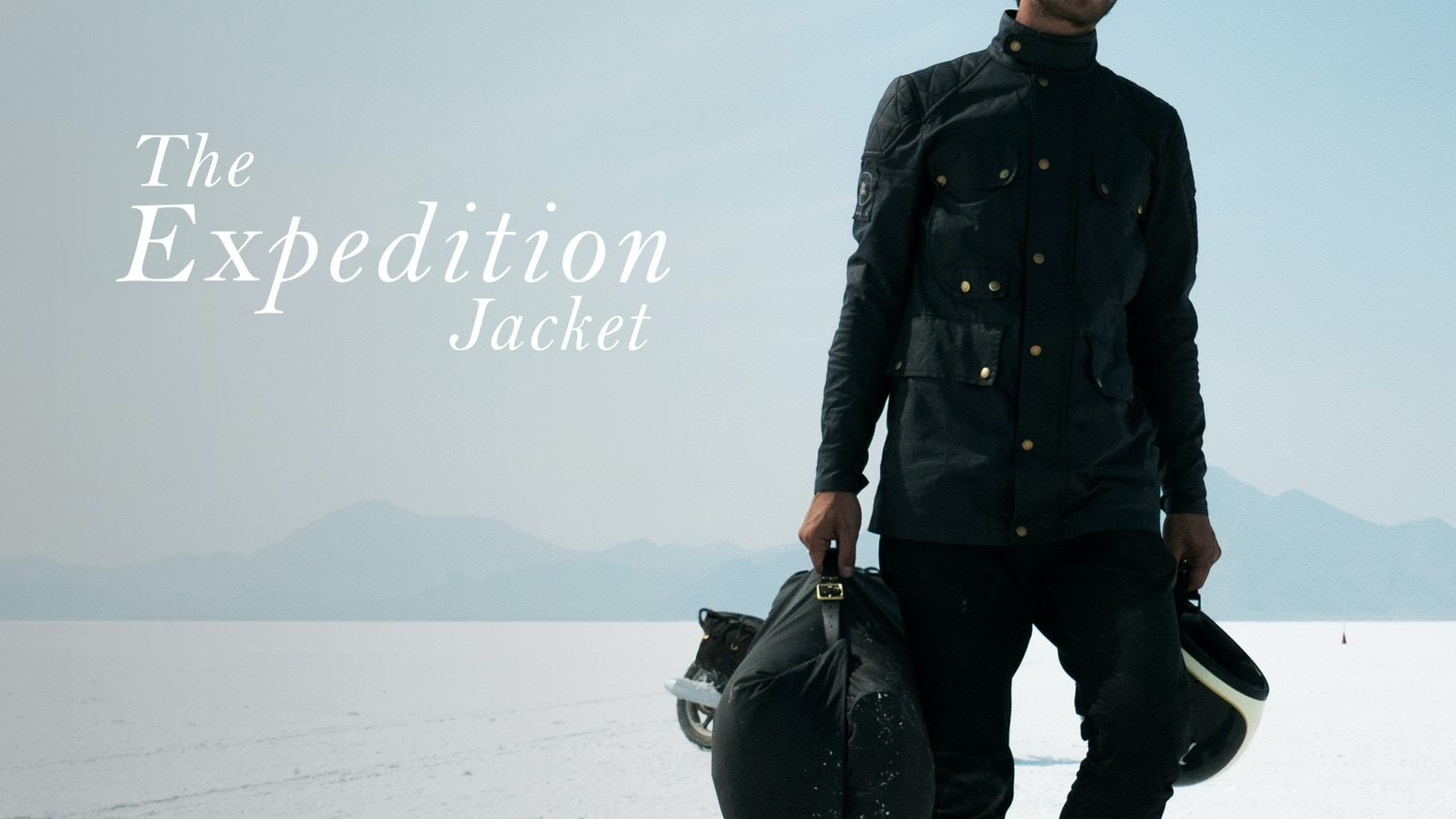 The Expedition Jacket by Malle London —Kickstarter
