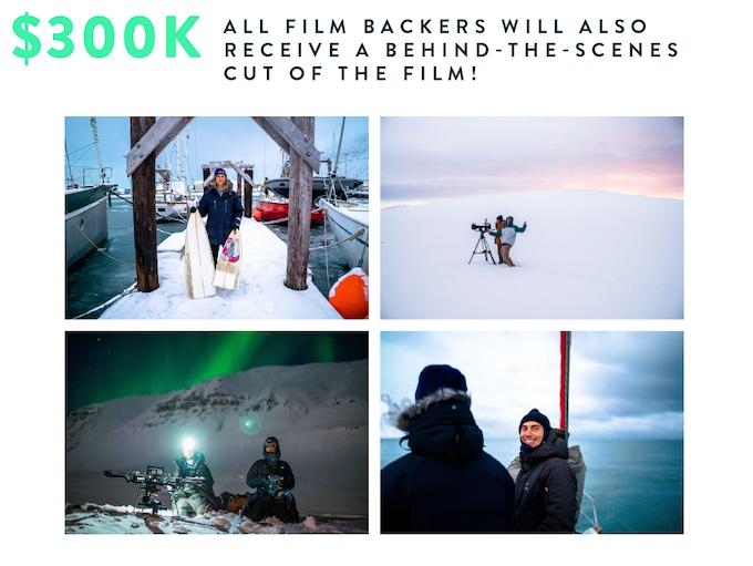 Under An Arctic Sky - Film by Chris Burkard — Kickstarter