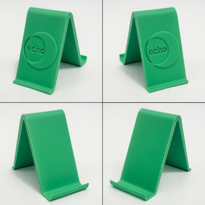 Echo Interactive Cellphone Stand - Green