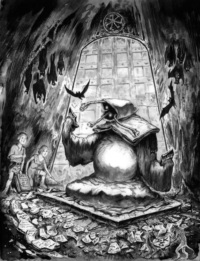 Ningauble's Cave