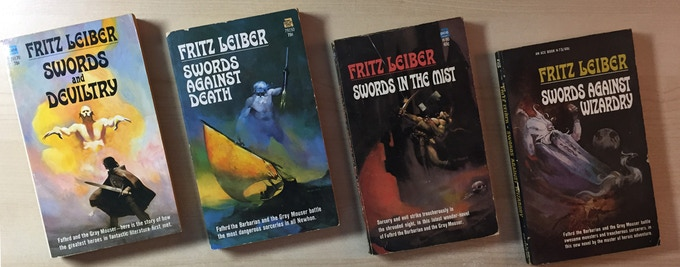 An RPG boxed set based on the fantasy world created by the immortal Fritz Leiber!