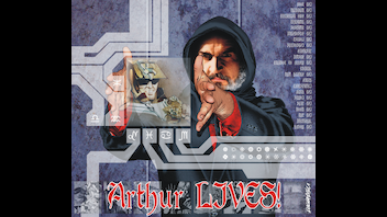 Arthur Lives! 2nd Ed. A Modern Arthurian RPG for Fate Core