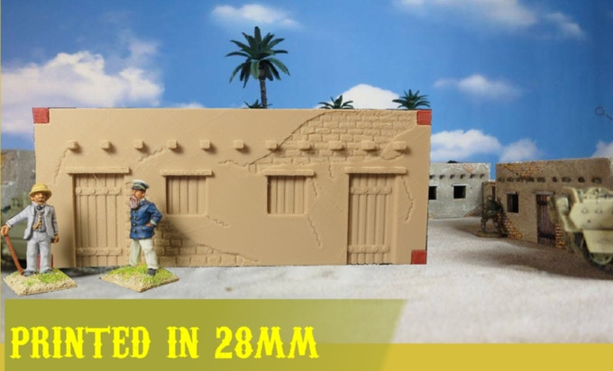 This is the longer house. 140mm long