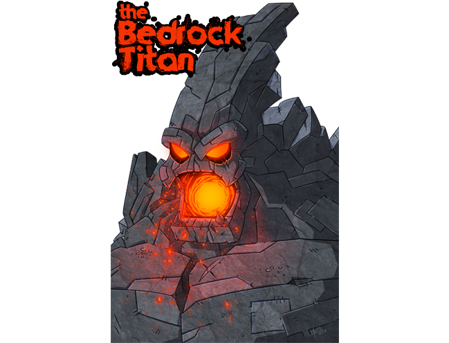 Can Big Nick defeat the Bedrock Titan?