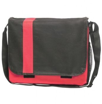 Messenger bag example (logo forthcoming)