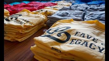 Smash The Dash - Shirts To Encourage The World